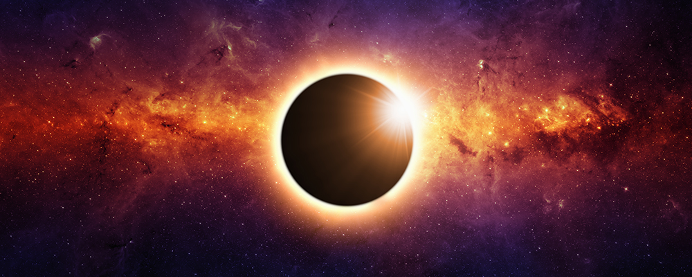 Total Eclipse of the … Sun.